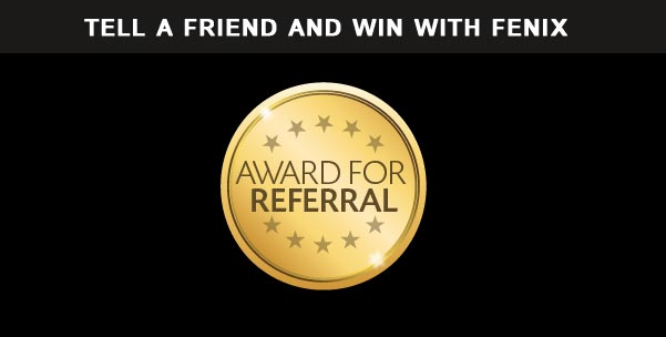 award for referral